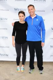 Sophia Bush - Weston 5K Run in Pasadena, June 2015
