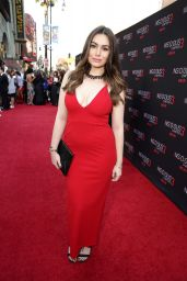 Sophie Simmons – Insidious Chapter 3 Premiere in Hollywood
