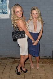 Sophie Whitaker & Megan Clark - Night Out at Club 13 in Guildford, UK
