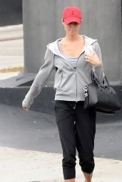 Stacey Keibler - Out in Los Angeles, June 2015