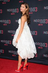 Stefanie Scott - Insidious Chapter 3 Premiere in Hollywood