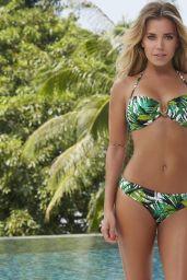 Sylvie Meis Hot in Bikini - Hunkemoller Swim & Beachwear 2015