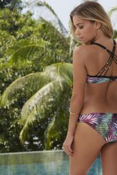 Sylvie Meis Hot in Bikini - Hunkemoller Swim & Beachwear 2015
