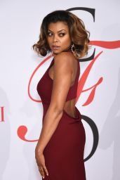 Taraji P. Henson – 2015 CFDA Fashion Awards in New York City