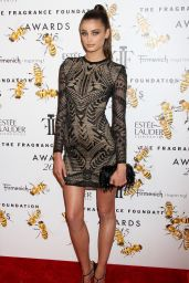 Taylor Hill - 2015 Fragrance Foundation Awards in NYC