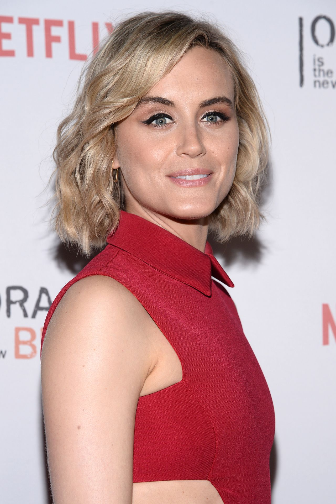 Taylor Schilling - 'Orangecon' Fan Event in NYC