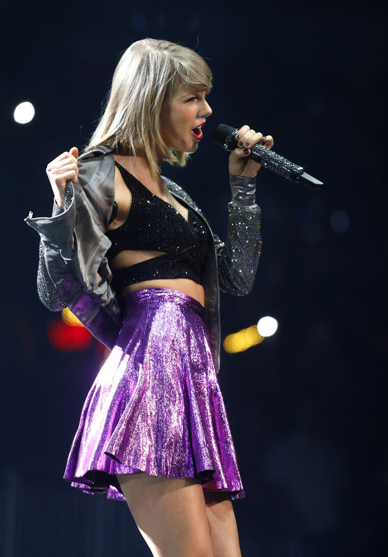 Taylor Swift 1989 World Tour Louisville Concert June 2015 Celebmafia