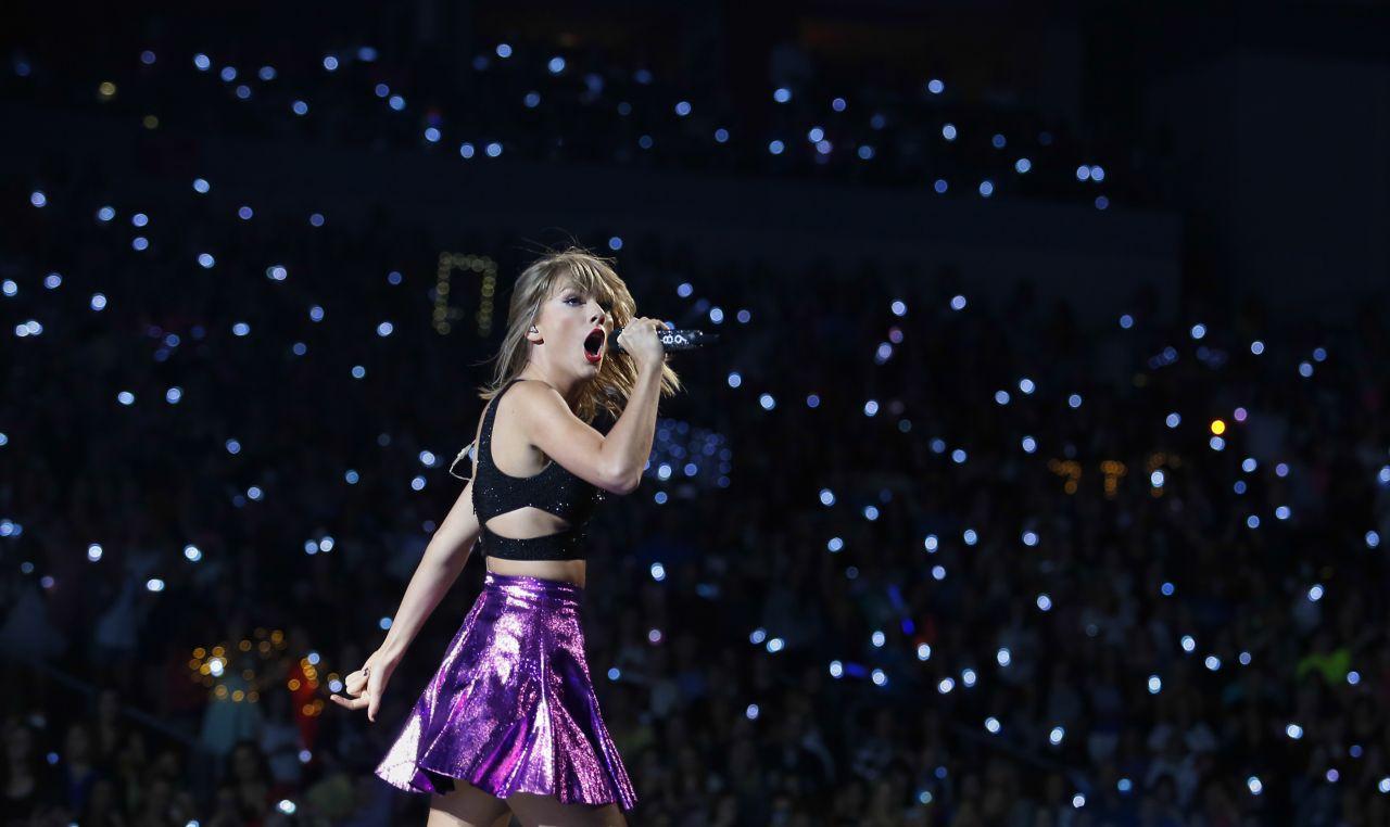 Taylor Swift - 1989 Wo... Taylor Swift Tour