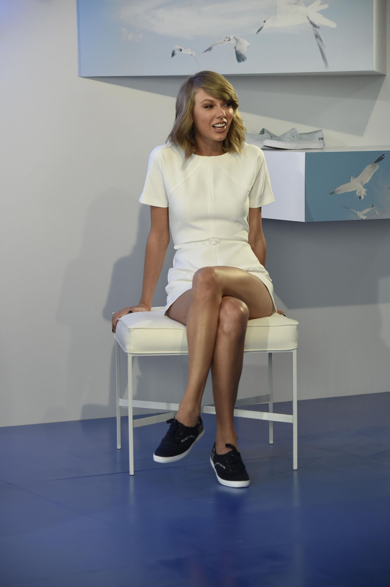 Taylor Swift Keds And Taylor Swift 1989 Style Event May