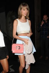 Taylor Swift - Leaving Katsuya in West Hollywood, June 2015