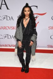 Tinashe – 2015 CFDA Fashion Awards in New York City