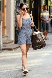 Vanessa Hudgens in Mini Dress, June 2015