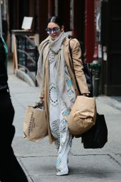 Vanessa Hudgens Style - New York CIty, June 2015