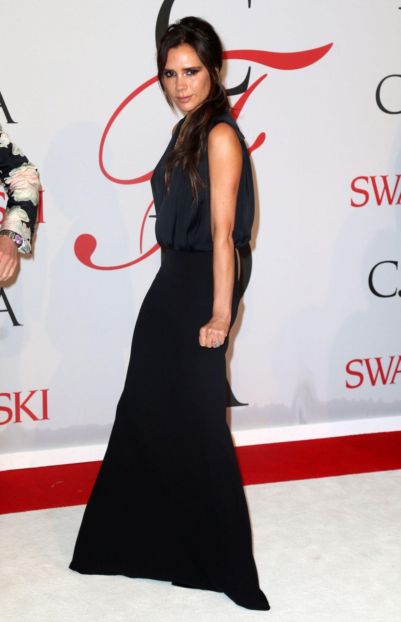 Victoria Beckham 2015 Cfda Fashion Awards In New York City