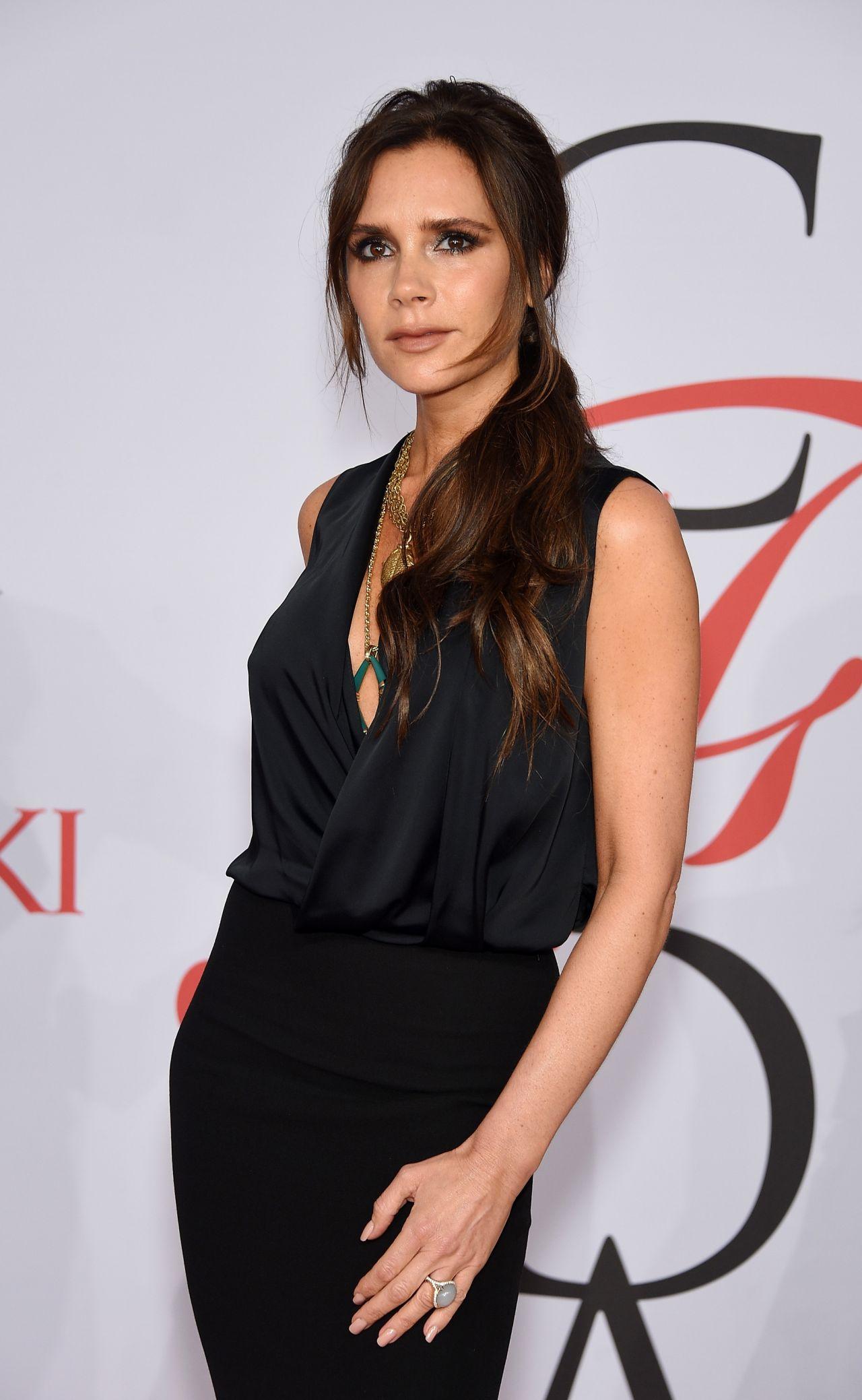Victoria Beckham – 2015 CFDA Fashion Awards in New York City • CelebMafia