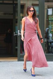 Victoria Beckham - Out in Soho, NY, June 2015