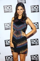 Victoria Justice - DoSomething.org Spring Dinner in NY, June 2015