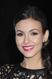 Victoria Justice - TrevorLIVE event in New York City