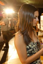 Victoria Justice - Vans Custom Culture Contest in NYC, June 2015