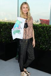 Whitney Port - Call It Spring Turf And Surf Summer Campaign Launch Party, June 2015