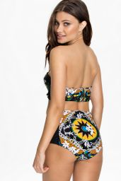Yara Khmidan - Nelly Swimwear 2015