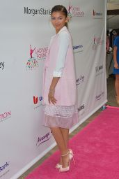 Zendaya - 2015 LadyLike Foundation Women of Excellence Scholarship Luncheon in LA