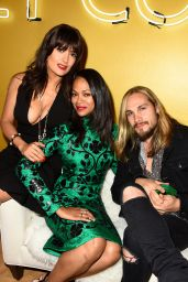Zoe Saldana – Spike TV's 2015 Guys Choice in Culver City