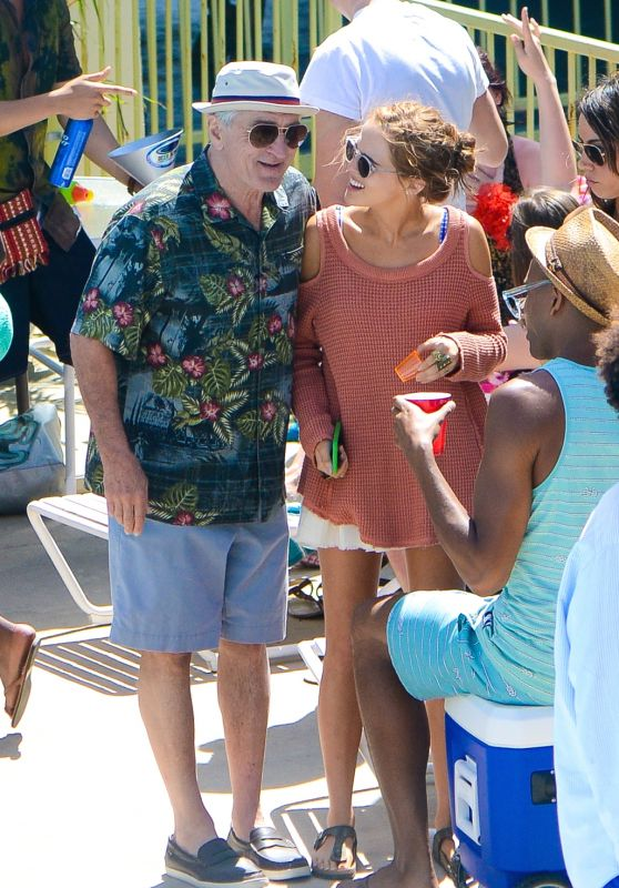 Zoey Deutch - On Set of Dirty Grandpa, June 2015