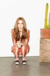 Zoey Deutch Photoshoot, June 2015