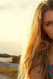 Chelsea Rose Le Roux - LingaDore Beach Spring/Summer 2015