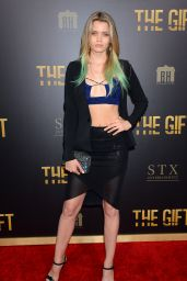 Abbey Lee Kershaw – STX Entertainment's 'The Gift' Premiere at Regal Cinemas LA