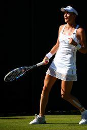 Agnieszka Radwanska – Wimbledon Tournament 2015 – First Round