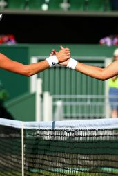 Agnieszka Radwanska – Wimbledon Tournament 2015 – First Round
