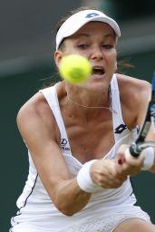 Agnieszka Radwanska – Wimbledon Tournament 2015 – Quarter Final