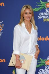 Alex Curran – 2015 Nickelodeon Kids' Choice Sports Awards in Los Angeles