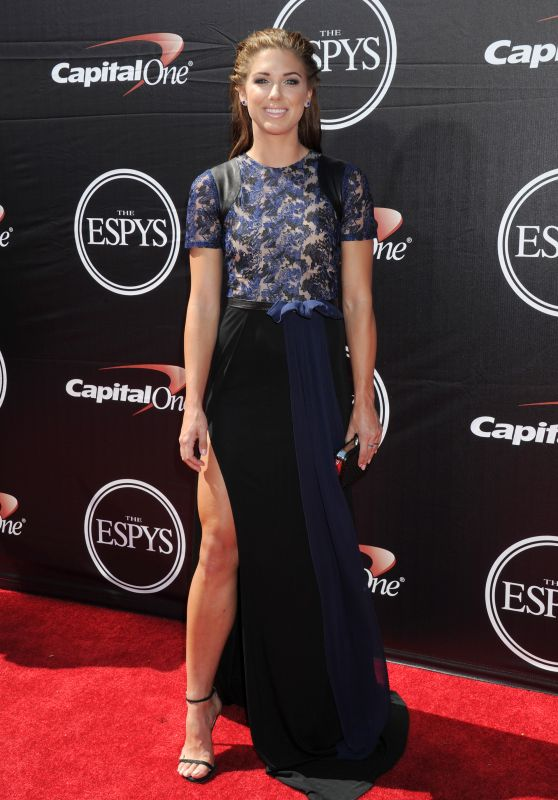 Alex Morgan - 2015 ESPYS in Los Angeles
