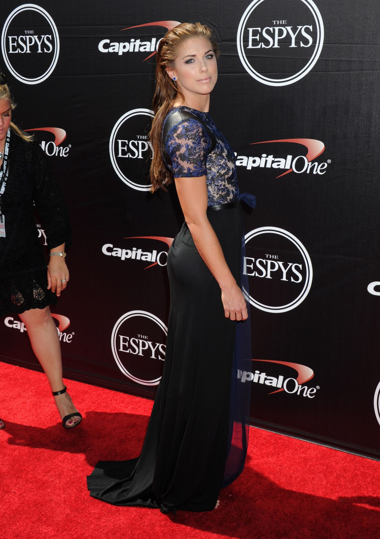 Alex Morgan 2015 Espys In Los Angeles