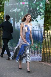 Alexa Chung – The Serpentine Gallery Summer Party in London, July 2015