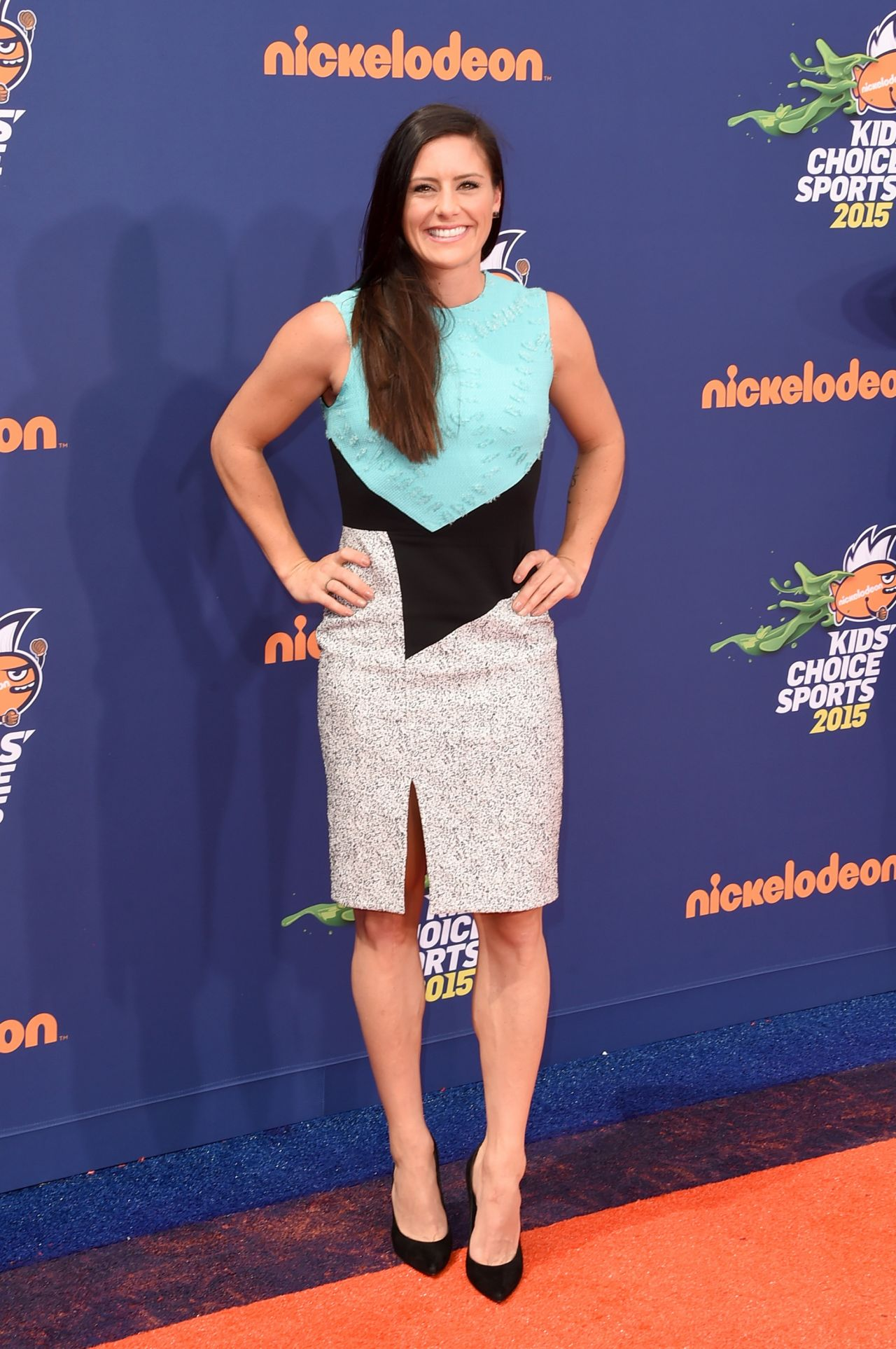 Ali Krieger – 2015 Nickelodeon Kids' Choice Sports Awards ...