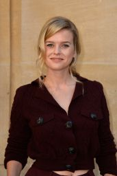 Alice Eve - Schiaparelli Show, Paris Fashion Week Haute Couture Fall/Winter 2015/2016