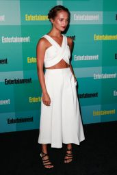 Alicia Vikander - Entertainment Weekly