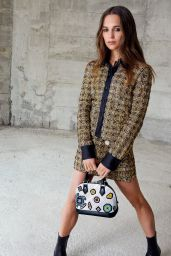 Alicia Vikander -Photoshoot for Louis Vuitton Autumn/Winter 2015