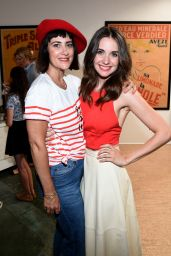 Alison Brie - Striiike And Caudalie Celebrate The French Beauty Solution in Beverly Hills