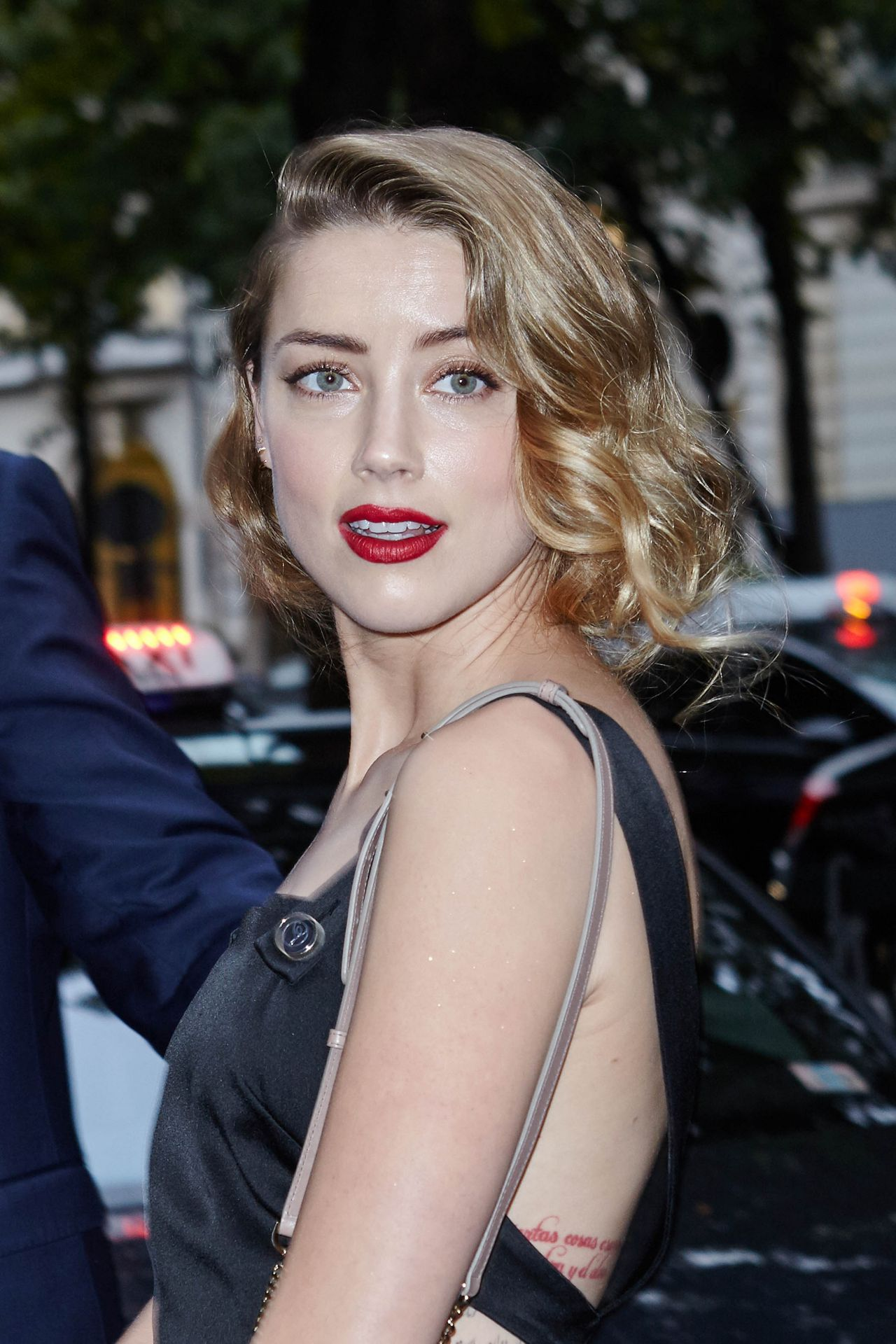 Amber Heard - Bulgari Haute Couture Cocktail Party in ... Amber Heard