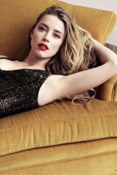 Amber Heard - Elle Magazine July 2015 Issue and Photos