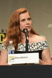 Amy Adams - Comic-Con in San Diego, July 2015