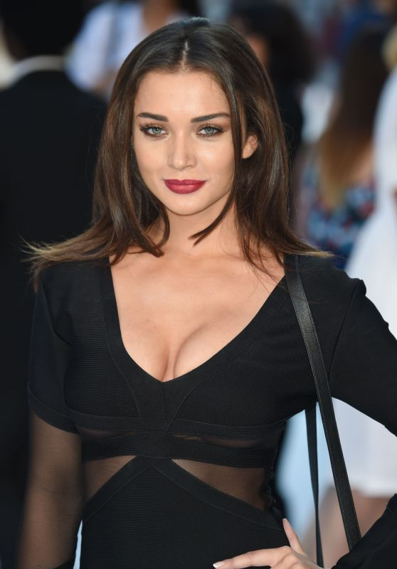 Amy Jackson Magic Mike Xxl Premiere In London