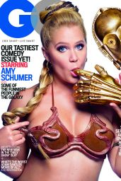 Amy Schumer - GQ Magazine August 2015 Issue
