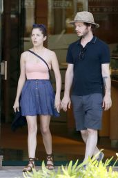 Anna Kendrick - Out Shopping in Hawaii, July 2015