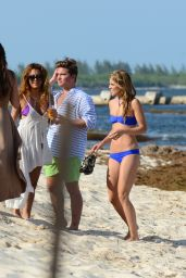 AnnaLynne McCord in a Bikini in Mexico, July 2015